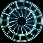 cool style wheel light